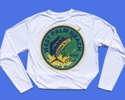 Club Retro Circle Sailfish Dry Fit T-Shirt (Long Sleeve)