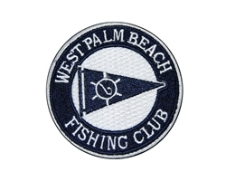 Embroidered Club Patch
