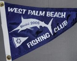 2005 Bimini Outing Burgee
