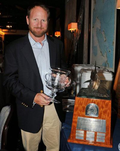 Tracy Schneider Memorial Trophy winner