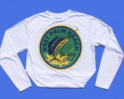 Club Retro Circle Sailfish Dry Fit T-Shirt (Long Sleeve)