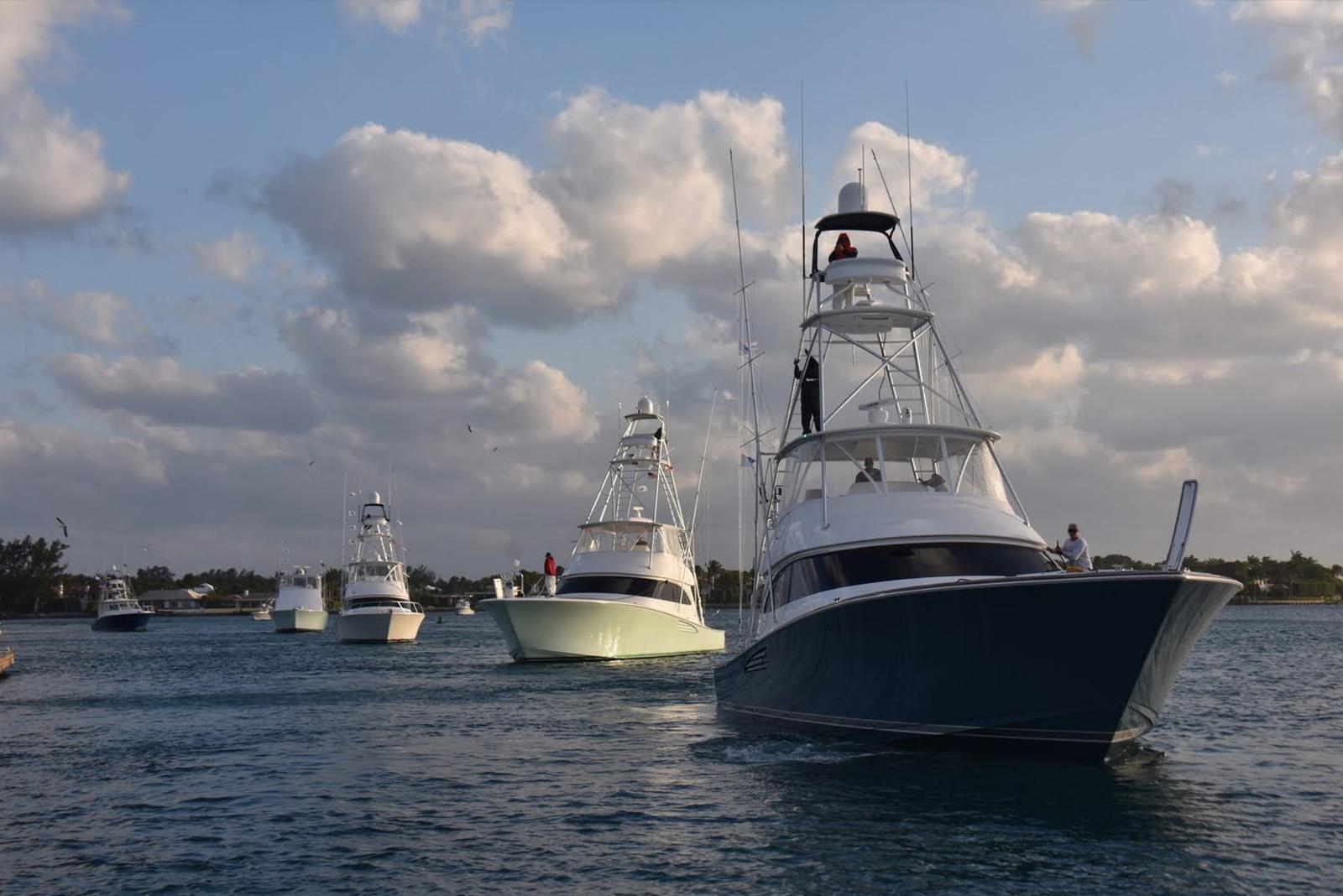 Silver Sailfish Derby boats