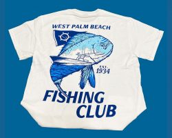 Club Mahi Cotton T-Shirt (Short Sleeve)