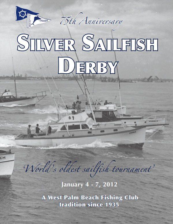 2012 Silver Sailfish Derby magazine