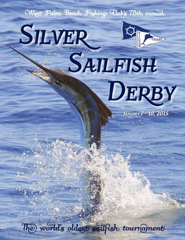 2015 Silver Sailfish Derby magazine